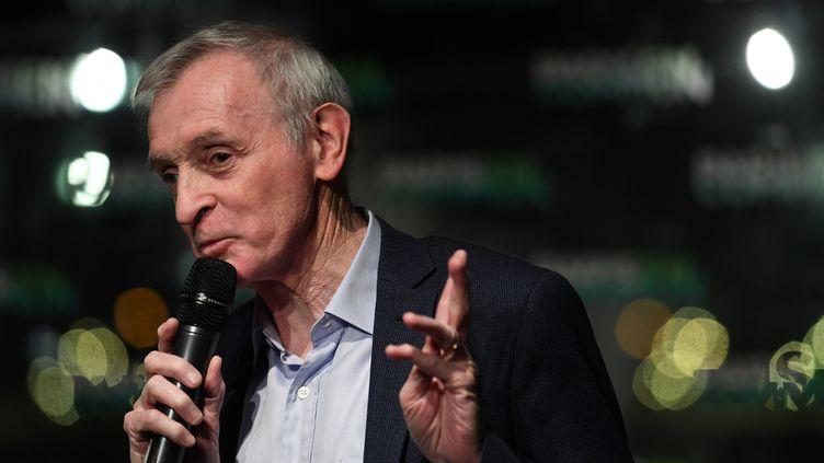 Le climatologue Jean Jouzel à Paris, le 13 janvier 2020 (photo d'illustration). (ALAIN JOCARD / AFP)