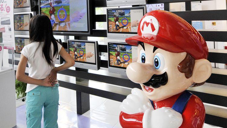 Le musée d'Art moderne de New-York (MoMA) va ouvrir une section jeux vidéo début 2013. (YOSHIKAZU TSUNO / AFP FILES)