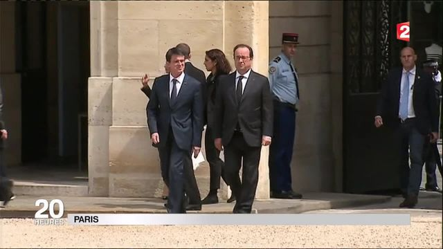 Incidents contre l'hôpital Necker : Manuel Valls et François Hollande menacent d'interdire les manifestations