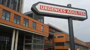 Les urgences de l'hôpital Purpanà Toulouse. (BÉNÉDICTE DUPONT / RADIO FRANCE)