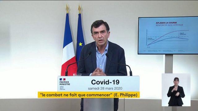 L'épidémiologiste Arnaud Fontanet explique l'importance du confinement