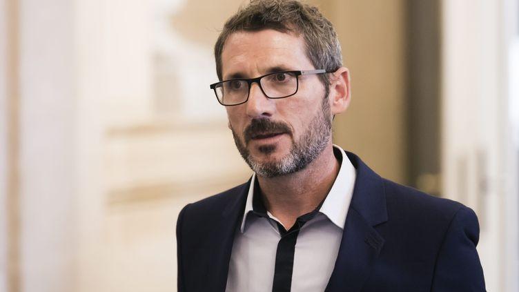 Le député Matthieu Orphelin, le 24 septembre 2019. (VINCENT ISORE / MAXPPP)