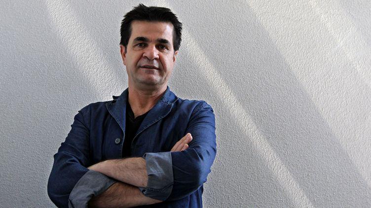 Jafar Panahi, aoüt 2010, à Teheran  (ATTA KENARE / AFP)