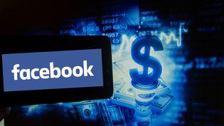 Facebook va lancer sa propre cryptomonnaie en 2020. (ALEXANDER POHL / NURPHOTO / AFP)