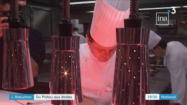 J. Robuchon : un chef populaire