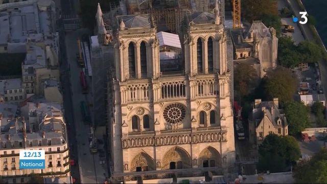 Notre-Dame de Paris : le quartier de l'Ile de la Cité au ralenti