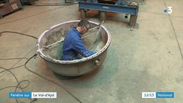 Val-d'Ajol : dans les coulisses d'une usine vosgienne reconnue mondialement