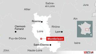 Montbrison (Loire). (VISACTU)