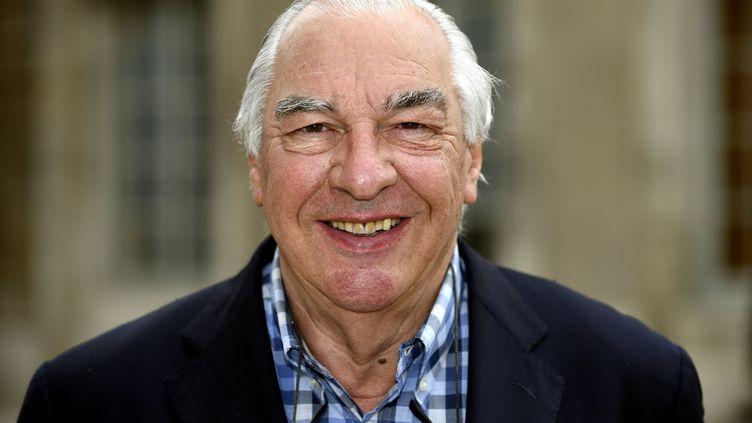 Didier Decoin, écrivain et membre de l'Académie Goncourt. (/NCY / MAXPPP)