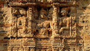 Longtemps éclipsé par la cité d'Angkor, le site de Sambor Prei Kuk sort de l'ombre et commence à attirer des touristes venus du monde entier.  (Nathalie Cuvelier / Robert Harding Premium / robertharding)