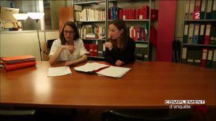 Association européennecontre les violences faites aux femmes au travail (AVFT) (FRANCETV INFO)