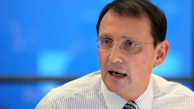 Pierre Mariani en février 2011. (ERIC PIERMONT / AFP)