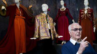 """Exposition """"To Audrey with love"""", au Gemeentemuseum de La Haye, 2016  (Bart Maat / ANP / AFP)"""