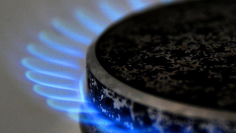 Le gel du prix du gaz par le gouvernement a été retoqué par le Conseil d'Etat le 28 novembre 2011. (PHILIPPE HUGUEN / AFP)