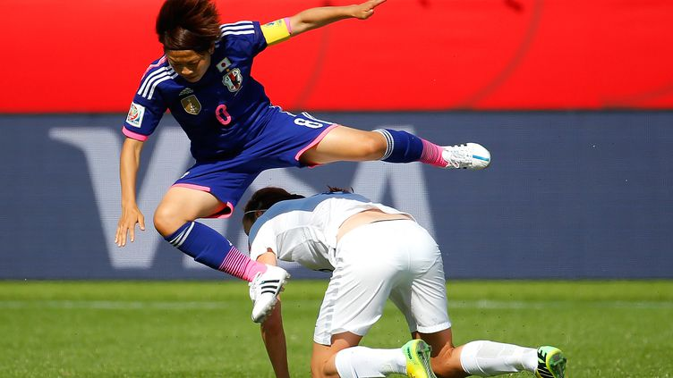 La Japonaise Miyama passe l'obstacle anglais (KEVIN C. COX / GETTY IMAGES NORTH AMERICA)