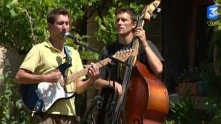 Soazan : des Bretons ensoleillés à Jazz à Vannes  (Culturebox)