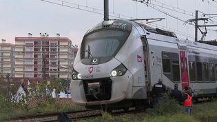 Saint-Jean-de-Luz : quatre personnes percutées par un train. (FRANCE 2)