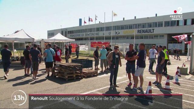 Fonderie de Bretagne : pas de fermeture ni de repreneur pour la filiale de Renault