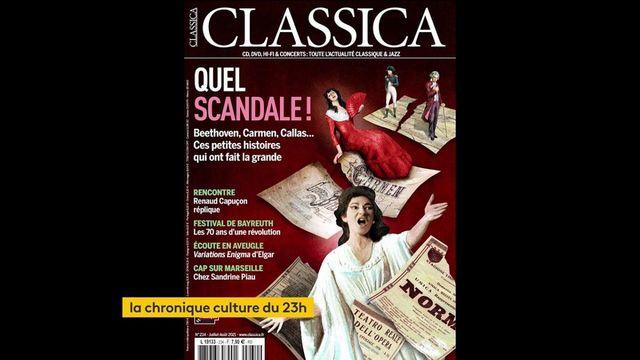 Musique classique : petits fiascos et grands scandales