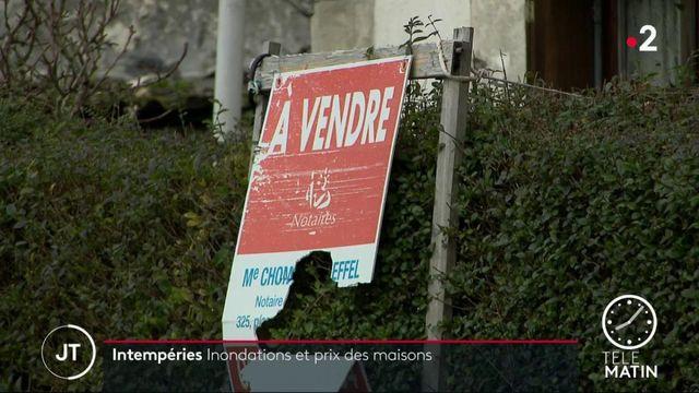 Intempéries : les crues de la Seine impactent-elles le marché de l'immobilier ?