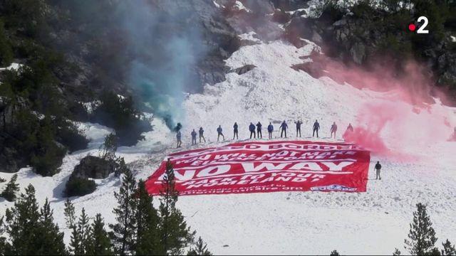Immigration : tension dans les Hautes-Alpes