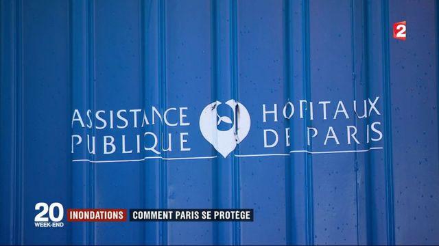 Inondations : comment Paris se protège ?