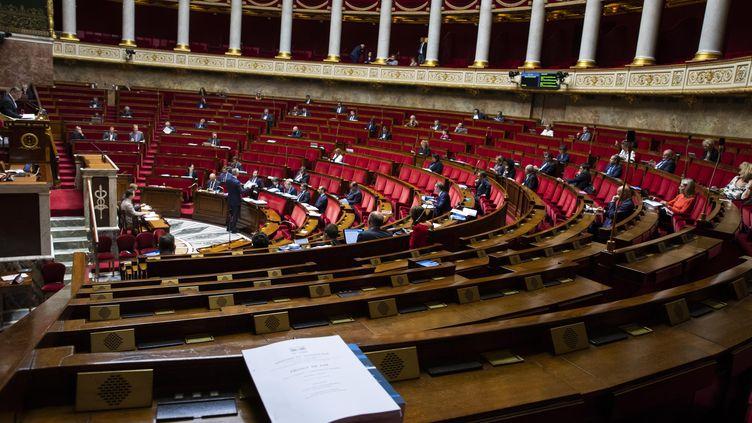 L'Assemblée nationale. (ALEXIS SCIARD  / MAXPPP)