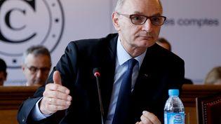 Le premier président de la Cour des comptes prévient que la situation des finances publiques ne s'est améliorée qu'en apparence. (FRANCOIS GUILLOT / AFP)
