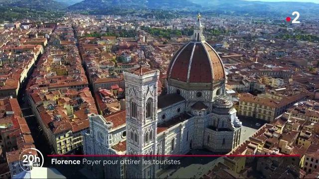 Italie : Florence fait tout pour attirer les touristes
