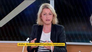Barbara Pompili était l'invitée de Votre Instant Politique (FRANCEINFO)
