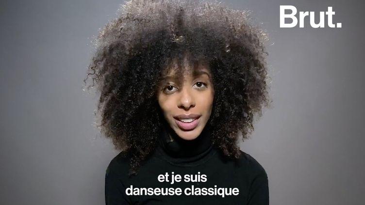 VIDEO. Chloé Gomes dénonce le racisme dans le milieu de la danse classique (BRUT)