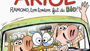 """Ramono, ton tonton fait du Bio"", d' E. Guibert et M. Boutavant (BD KIDS)"