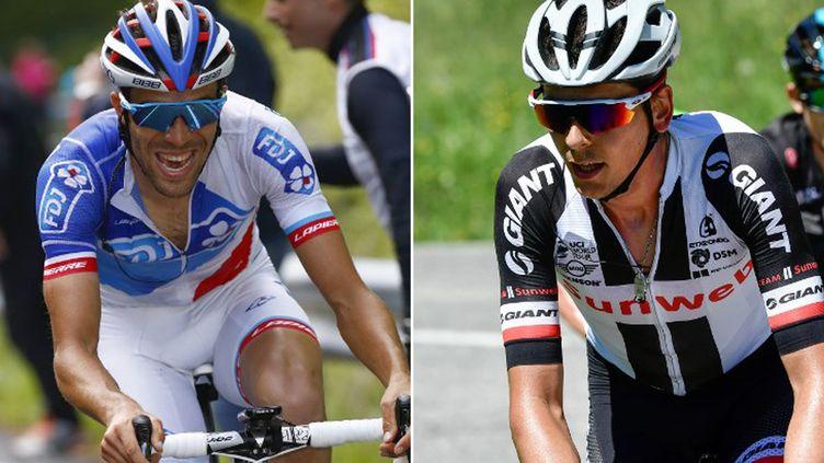 Pinot et Barguil visent une victoire d'étape