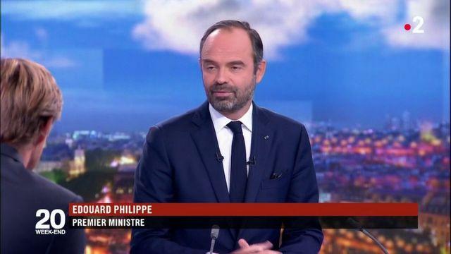 """Mobilisation des """"gilets jaunes"""" : l'intervention d'Edouard Philippe au """"20 heures"""" de France 2"""
