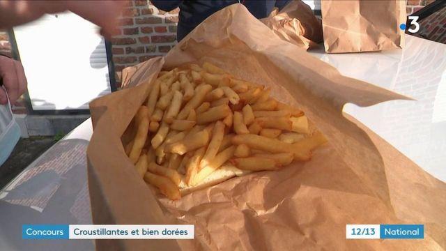 Alimentation : les meilleures frites de France se trouvent dans le Nord