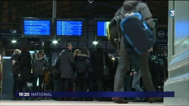Grève de la SNCF : une journée agitée