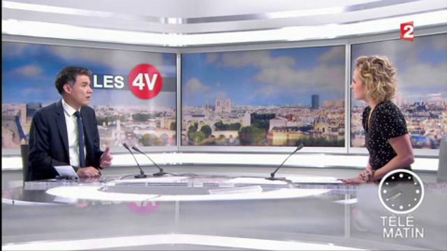 """VIDEO. Olivier Faure (PS) : """"20% des parlementaires ont recours à quelqu'un de leur famille"""""""