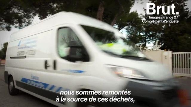 C'est la plus grande décharge sauvage de France. Pendant 6 ans, de nombreuses entreprises y ont jeté leurs déchets. Le but : ne pas payer le recyclage...