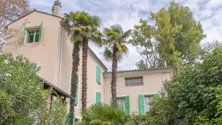 Maison de Jean Giono à Manosque  (MOIRENC Camille /Hemis)