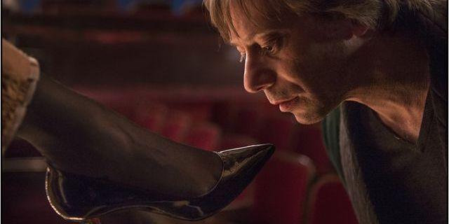 """Mathieu Amalric dans """"La Vénus à la fourrure"""" de Roman Polanski  (Mars Distribution)"""