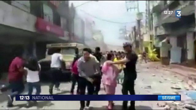 Plus de 200 morts après le séisme au Mexique