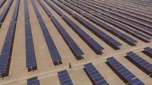 Énergie : au Chili, les groupes français investissent dans le solaire (FRANCE 3)