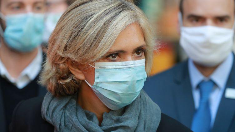 Valérie Pécresse à Paris le 2 septembre 2020 (LUDOVIC MARIN / AFP)