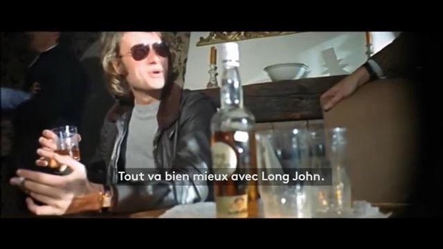 Johnny et la publicité