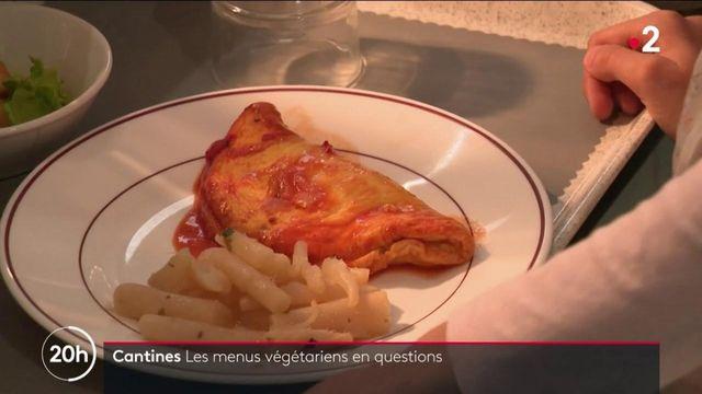 Cantines scolaires : quel serait l'impact d'une option végétarienne quotidienne ?