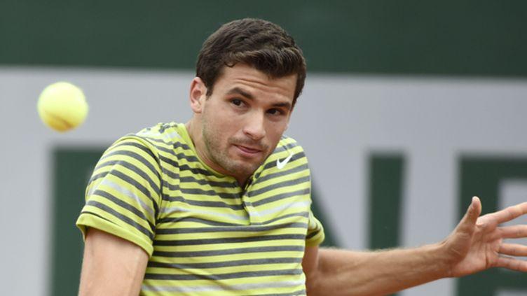 Grigor Dimitrov (PASCAL GUYOT / AFP)