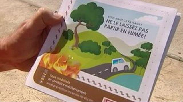 Vacances : de la sensibilisation aux risques d'incendie sur les aires de repos