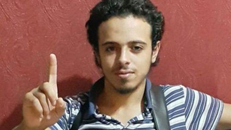 Photo non datée de Bilal Hadfi, 20 ans, l'un des trois kamikazes qui s'est fait exploser au stade de France le 13 novembre 2015.  (AFP)