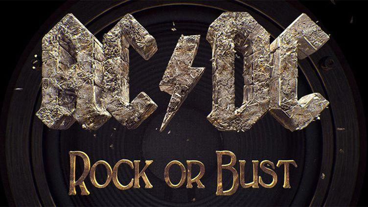 """La pochette de """"Rock or Bust"""", le nouvel album d'AC/DC  (DR)"""