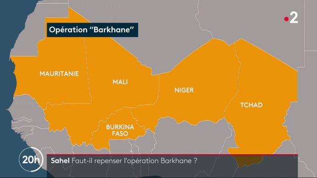 Sahel : l'utilité de l'opération Barkhane remise en question